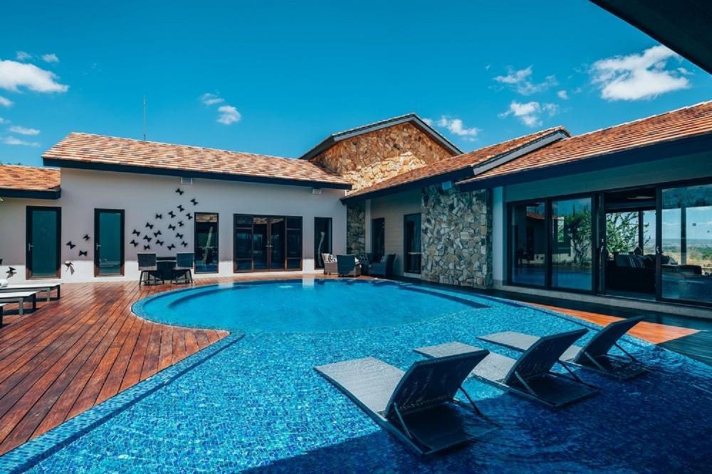 游泳池/Nekupe/旅館/尼加拉瓜