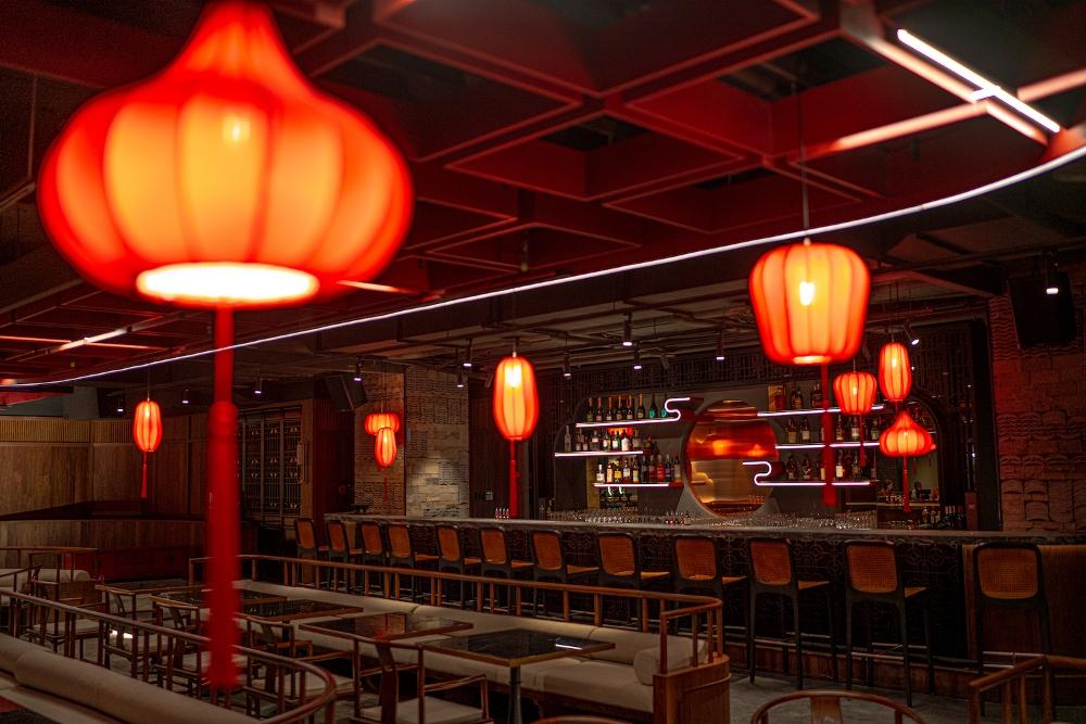吧檯空間/空間/隱世THE ARCADIA/台式餐酒館/信義區美食/台北/台灣
