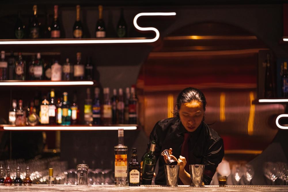 調酒/隱世THE ARCADIA/台式餐酒館/信義區美食/台北/台灣