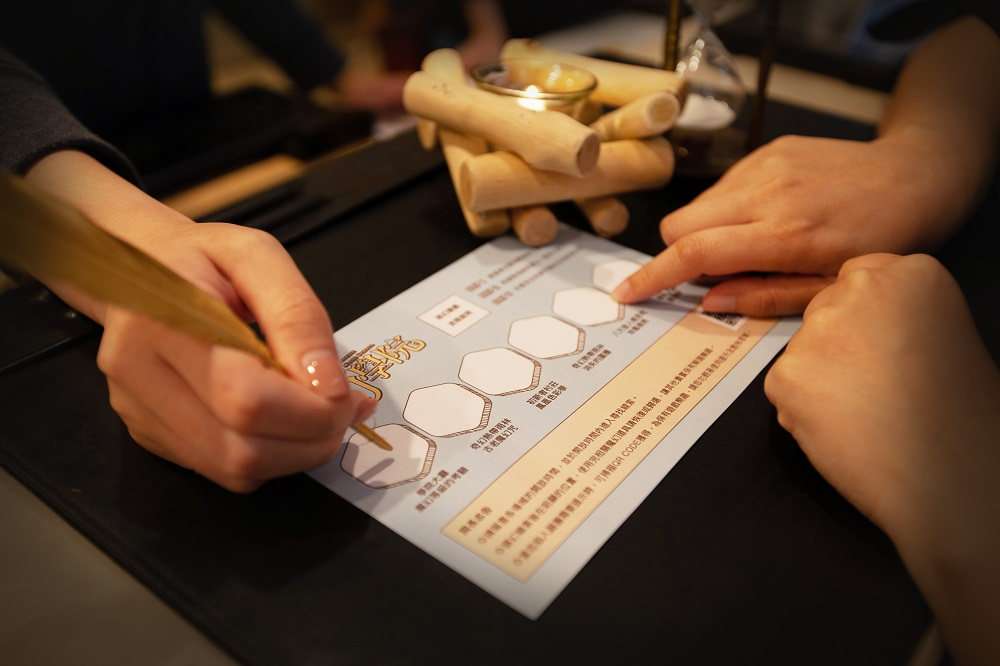 長榮鳳凰酒店(礁溪)/實境解謎/住宿/宜蘭/台灣