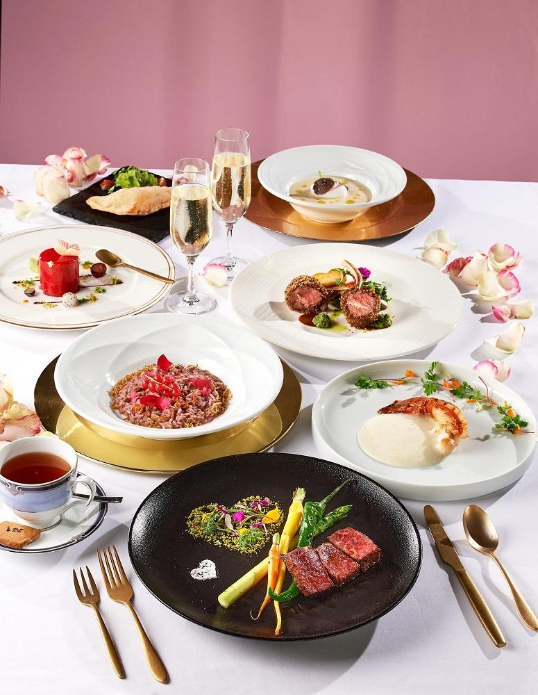 我擁有你雙人套餐/情人節限定/GMT義大利餐廳/美福大飯店/台北/台灣