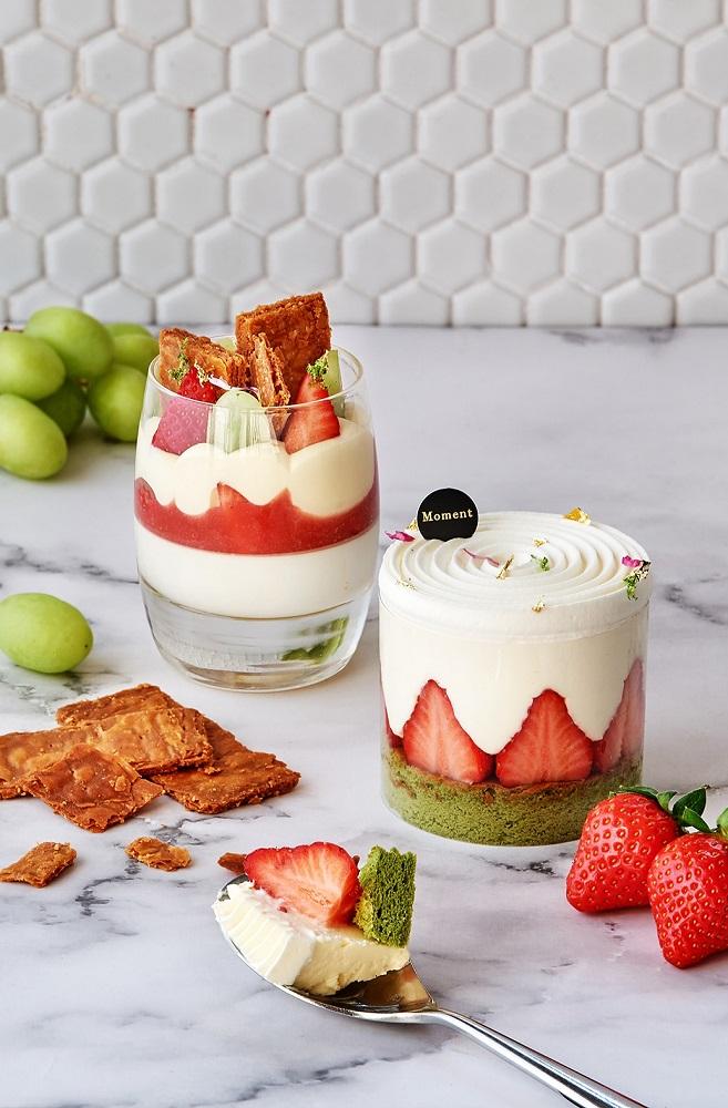 草莓甜點/情人節限定/GMT義大利餐廳/美福大飯店/台北/台灣