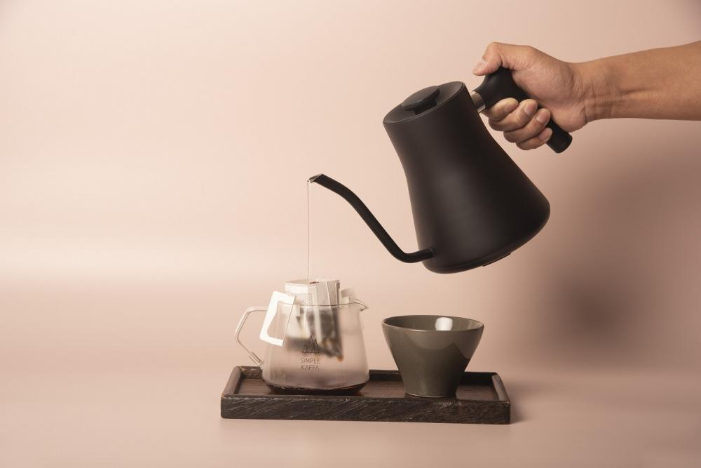 手沖咖啡/聯名禮盒/興波咖啡/微熱山丘/美食/台灣