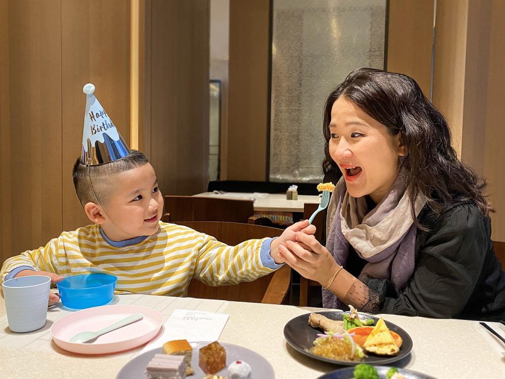 兒童優惠/潮貝季/MJ Kitchen/台北國泰萬怡酒店/美食/台北/台灣