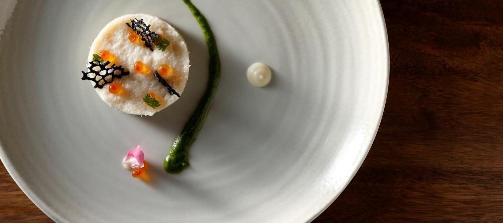 餐點/HOTEL THE MITSUI KYOTO/住宿/京都/日本