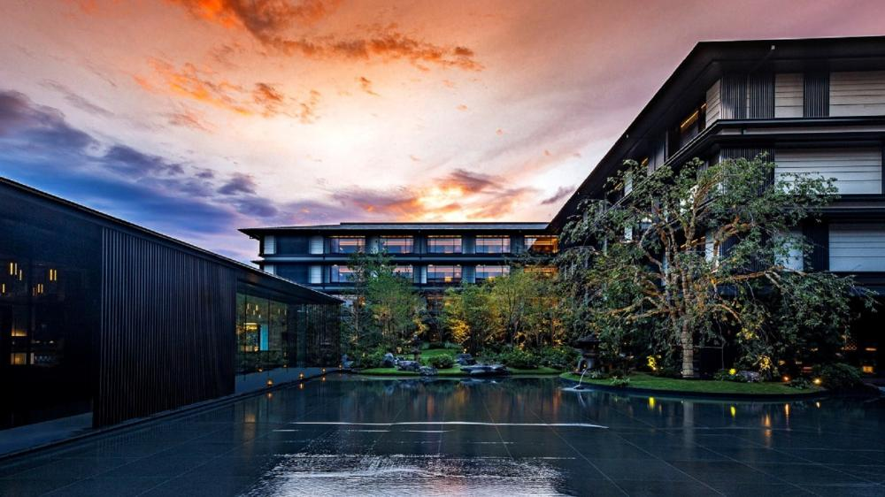 外觀/房間/HOTEL THE MITSUI KYOTO/住宿/京都/日本