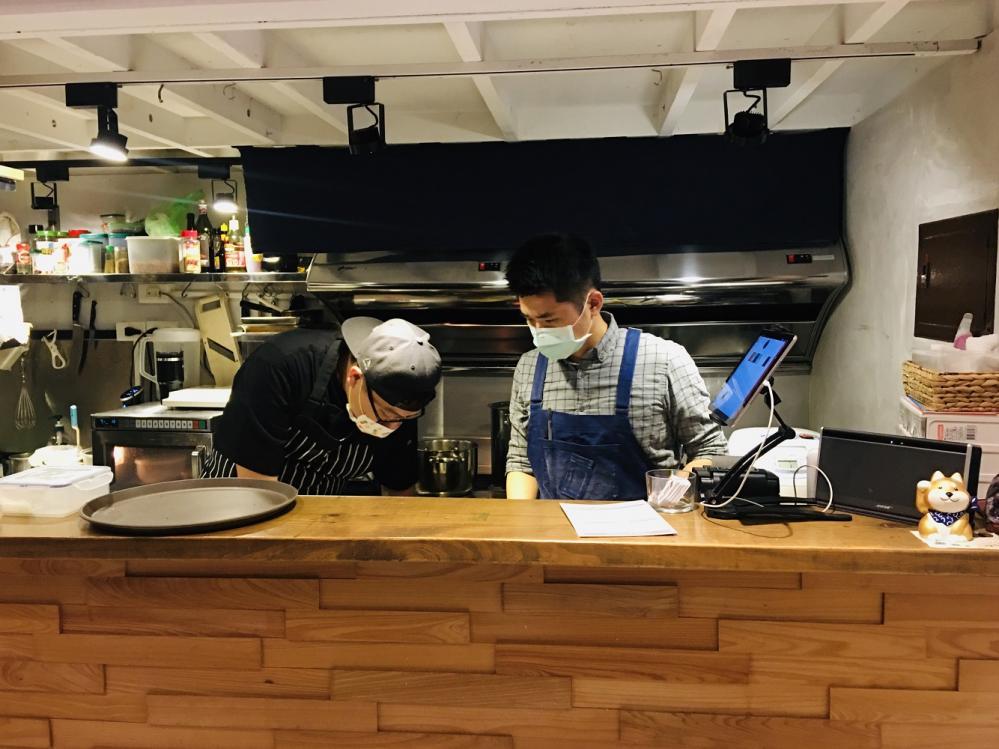 老闆/店內空間/燉煮料理/文火處方/台北/台灣