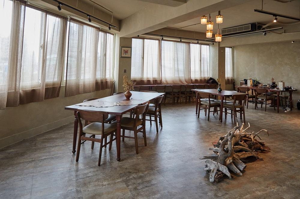 空間/沙丘/老屋咖啡廳/美食/台北/台灣