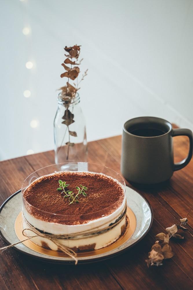 威士忌提拉米蘇/Olive's Baking甜點工作室/預約制甜點/美食/台北/台灣