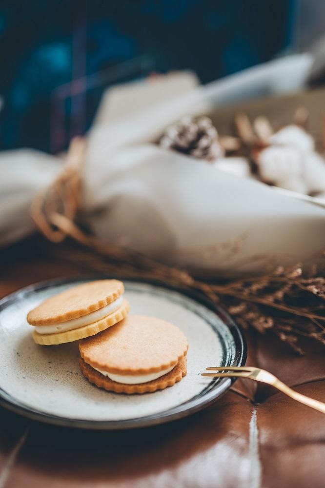 夾心餅乾/Olive's Baking甜點工作室/預約制甜點/美食/台北/台灣