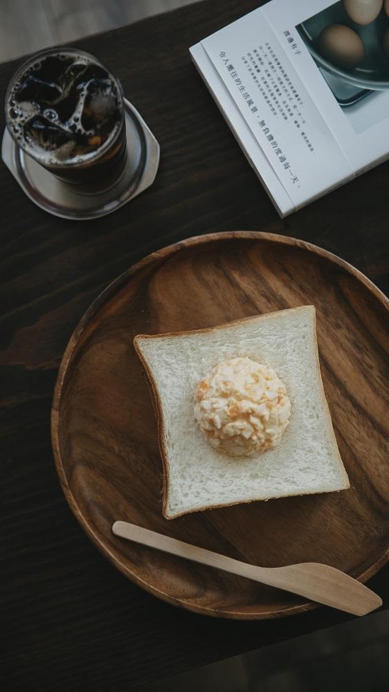 蛋沙拉吐司/HERE & THERE/老宅甜點店/美食/台北/台灣