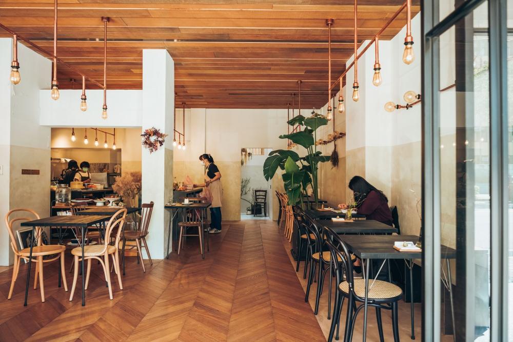 店內空間/香甜‧生活/甜點工作室/美食/台北/台灣