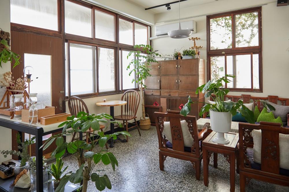 店內空間/我們Our甜點工作室/老宅甜點店/美食/台北/台灣