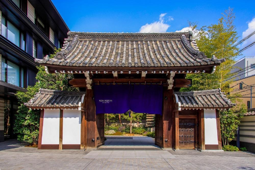 外觀/HOTEL THE MITSUI KYOTO/住宿/京都/日本