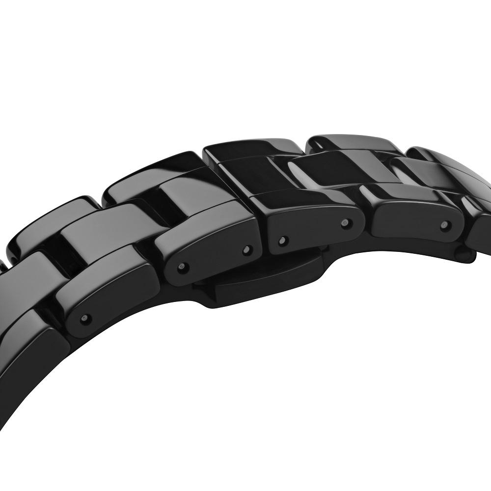 錶帶/黑瓷錶/Daniel Wellington/ICONIC LINK系列/台灣