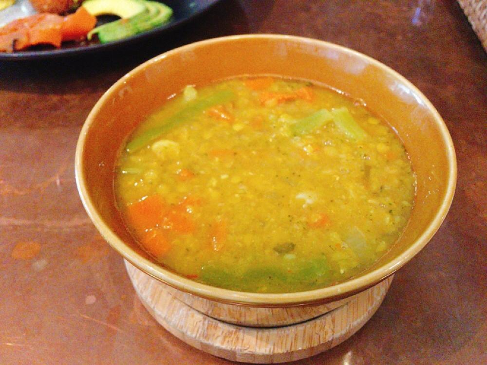 印度濃湯/素食料理/紅房餐酒館/大安區/台北/台灣