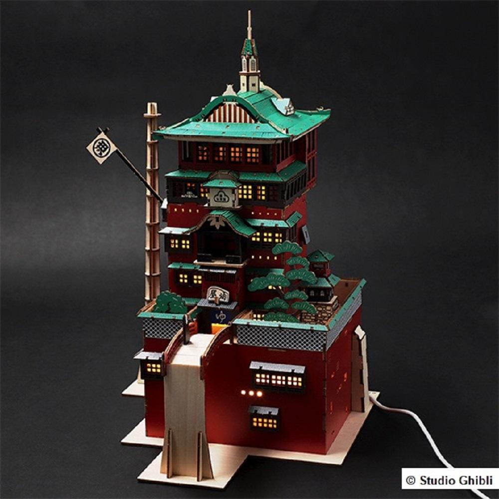 木製模型/周邊商品/吉卜力工作室/橡子共和國/新光三越/台南/台灣