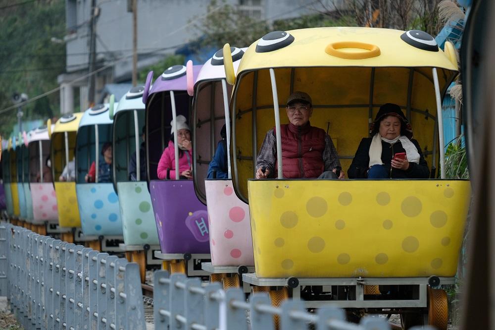 深澳鐵道自行車/單車/行程安排/基隆/台灣
