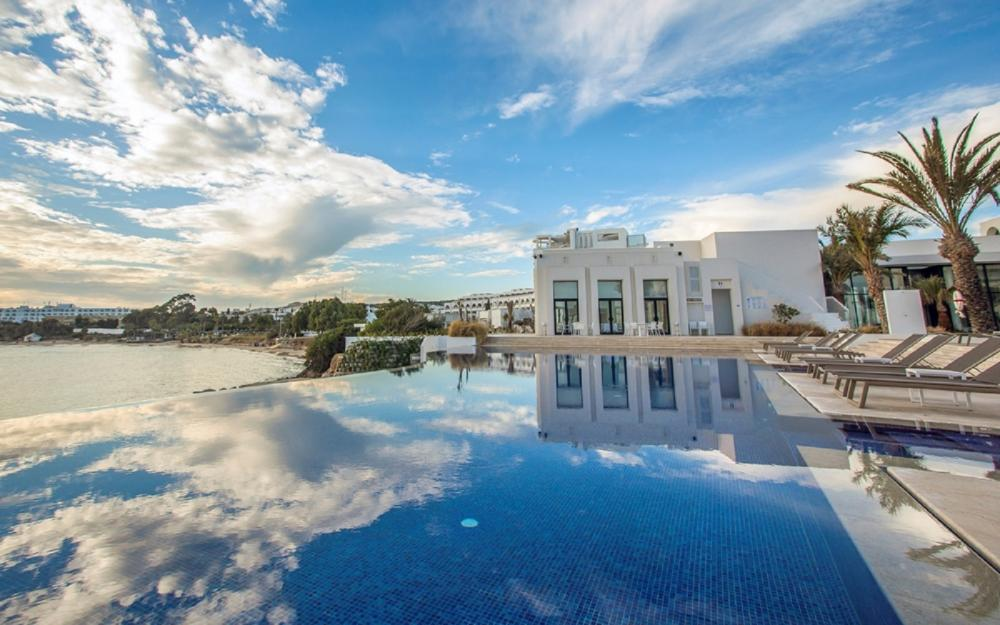 游泳池/飯店設施/La Badira/突尼西亞