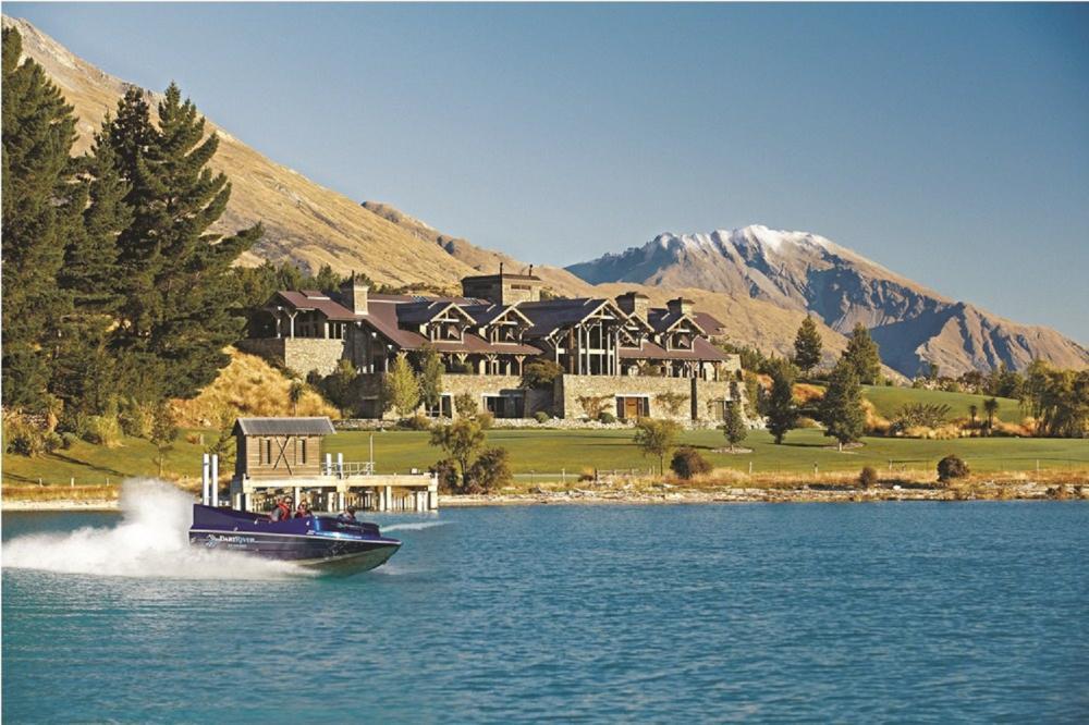 戶外風景/Blanket Bay/紐西蘭