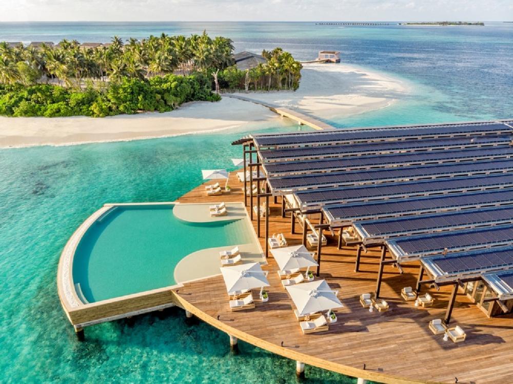 外觀/戶外風景/Kudadoo Maldives Private Island/馬爾地夫