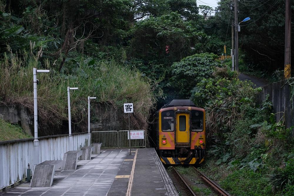 海科館火車站/單車/行程安排/基隆/台灣