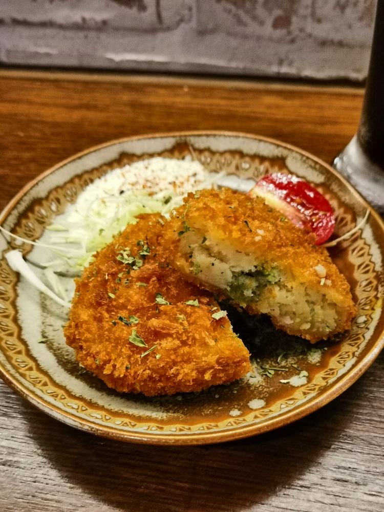 蔬菜可樂餅/老咖哩/大安區/台北/台灣
