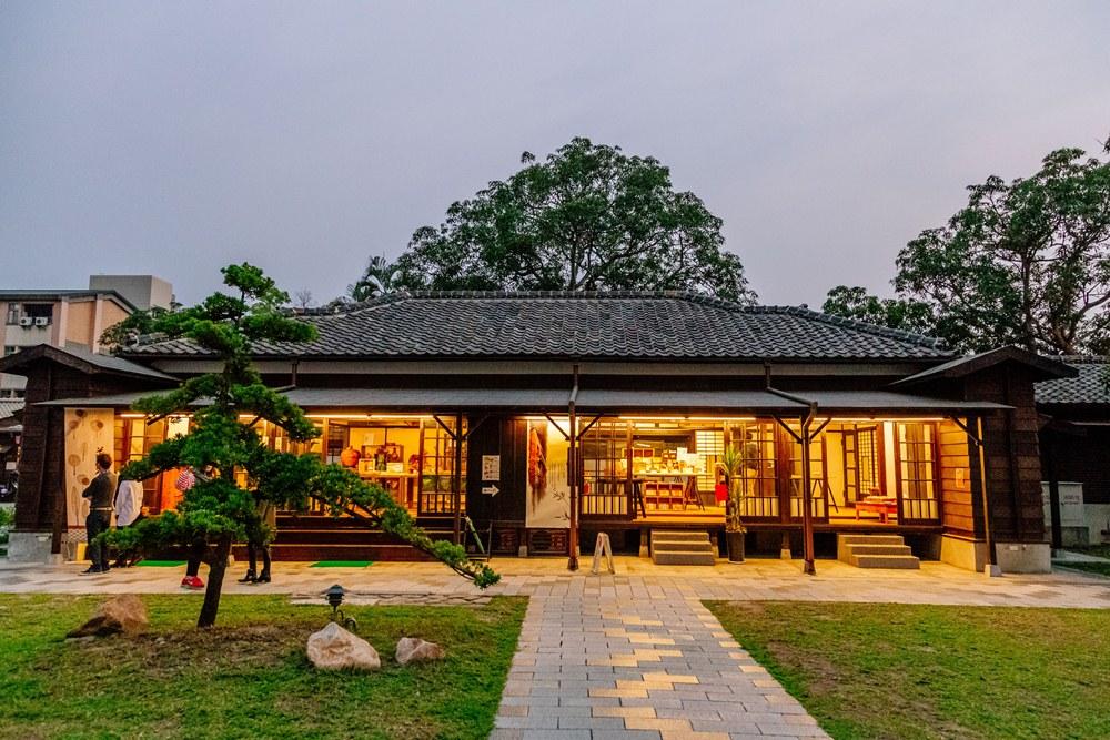 外觀/檜意森活村/嘉義/台灣