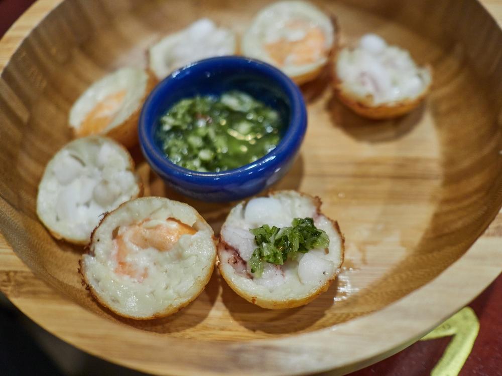 海鮮椰漿鮮餅/茶嫣泰奶/大同區/台北/台灣