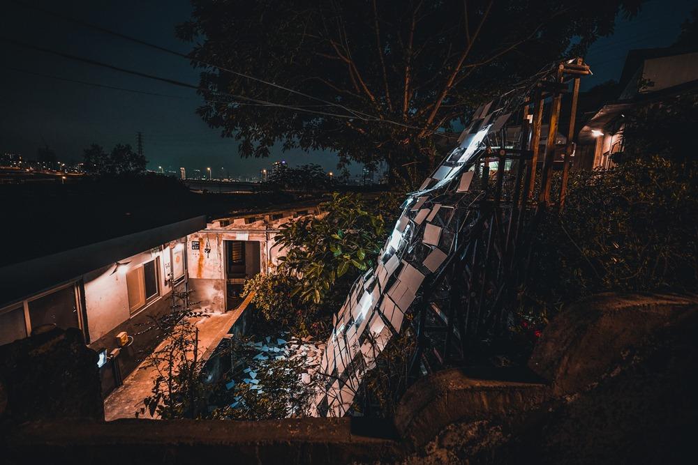 廢墟花園/2021寶藏巖光節/寶藏巖國際藝術村/台北/台灣