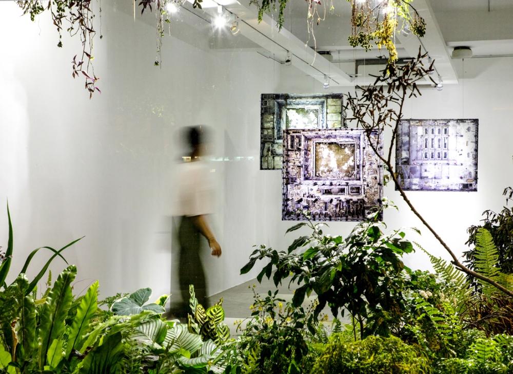 〈未知的場域系列:寶藏巖計畫〉/2021寶藏巖光節/寶藏巖國際藝術村/台北/台灣