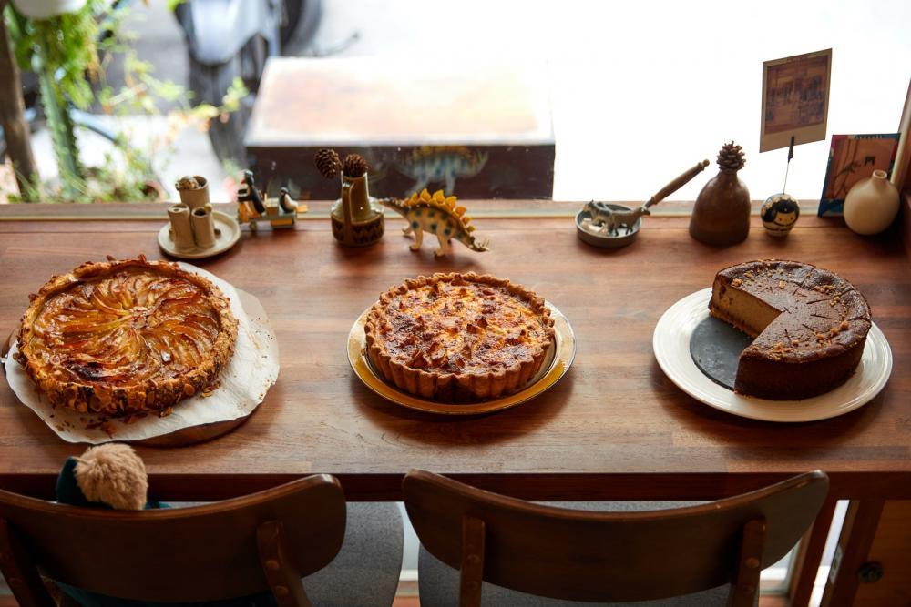 蛋糕/jinjin studio私宅甜點工作室/私宅甜點/台中/台灣