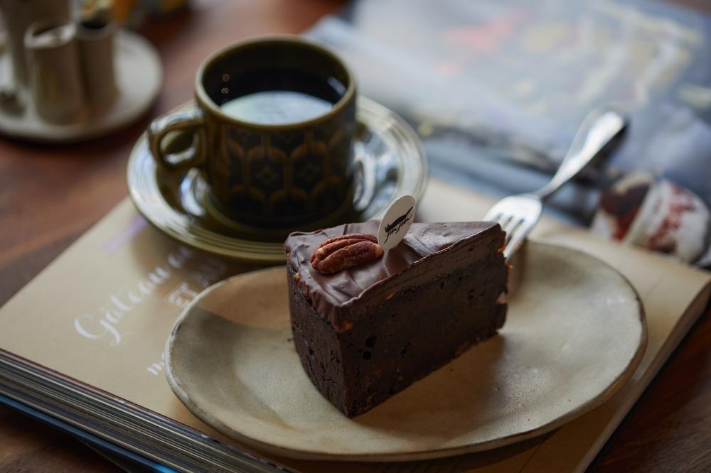 熱茶/蛋糕/jinjin studio私宅甜點工作室/私宅甜點/台中/台灣