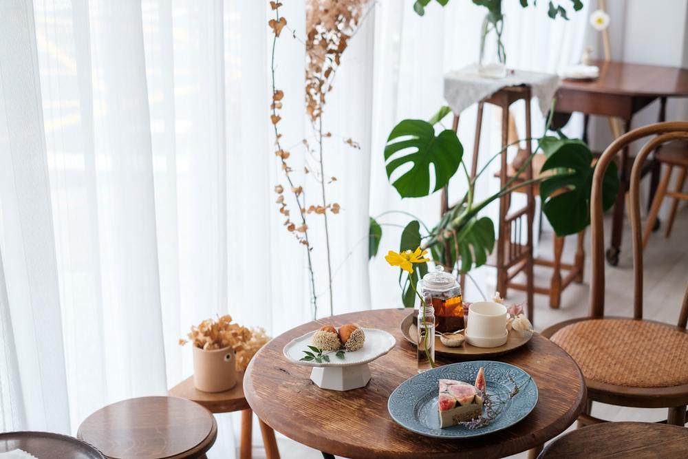 甜點/店內環境/Cypress & Chestnut/預約制甜點店/美食/台北/台灣