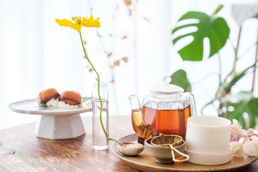 巴黎茶/茶品/Cypress & Chestnut/預約制甜點店/美食/台北/台灣