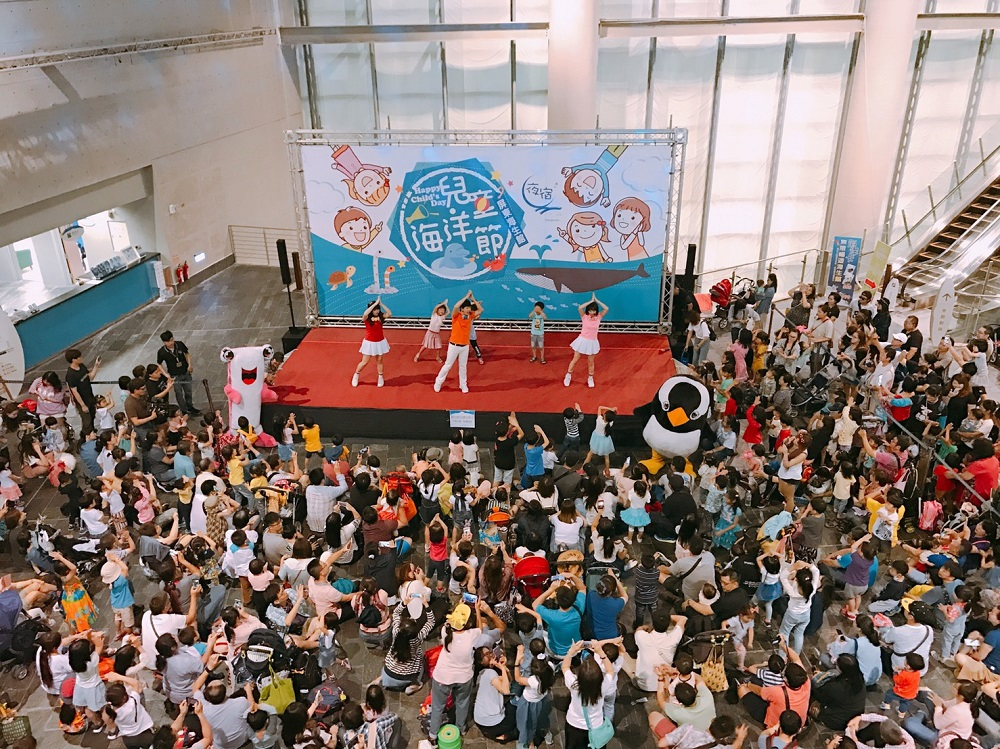 YOYO家族/屏東海生館/兒童節/旅遊/屏東/台灣