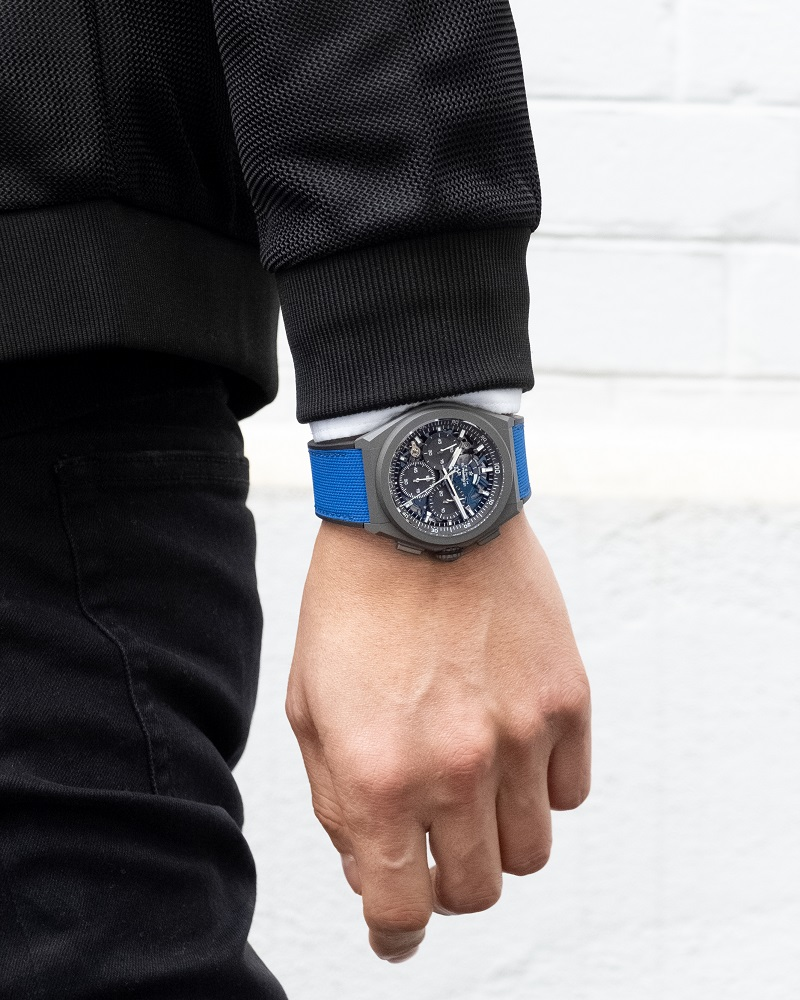 腕錶/Zenith/DEFY 21 ULTRABLUE/台灣