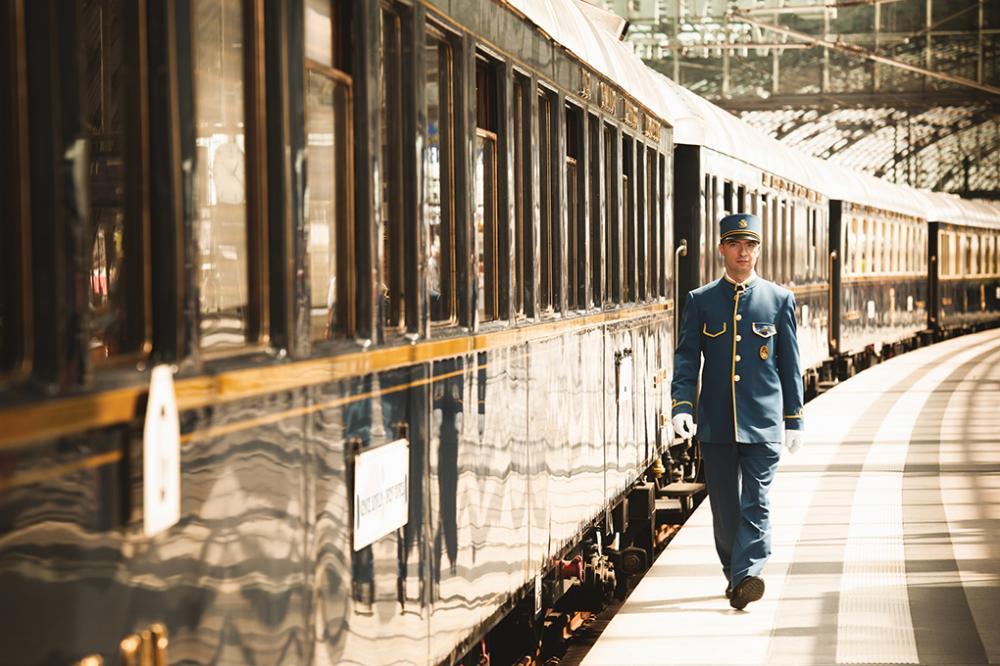 外觀/豪華列車/威尼斯新普倫東方快車列車/Belmond/歐洲