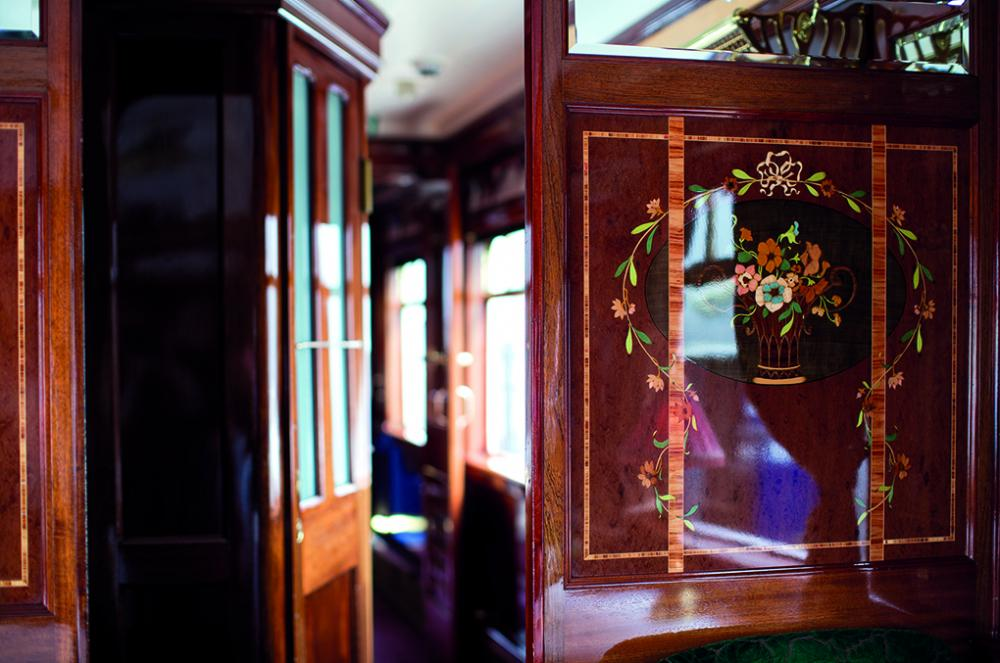 包廂/豪華列車/威尼斯新普倫東方快車列車/Belmond/歐洲