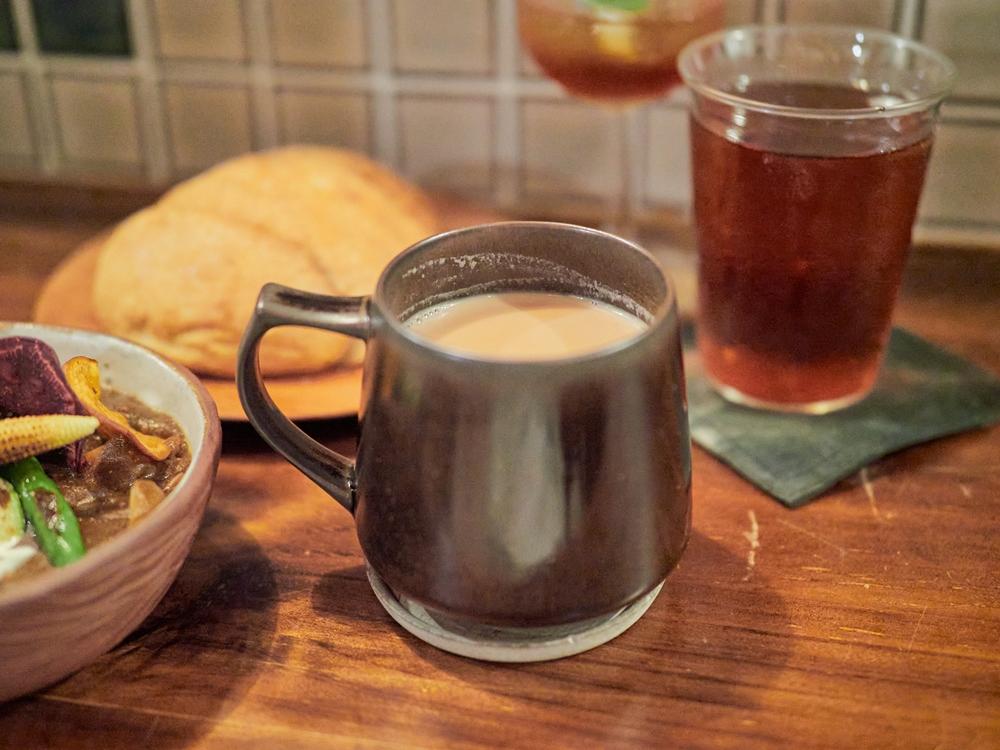 鍋煮溫柔香料奶茶/Sunday morning/餐廳/文山區/台北/台灣