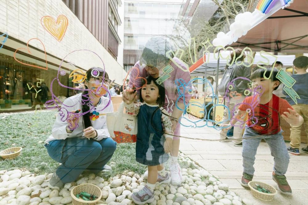 彩繪玻璃/礁溪老爺/兒童月系列活動/宜蘭/台灣