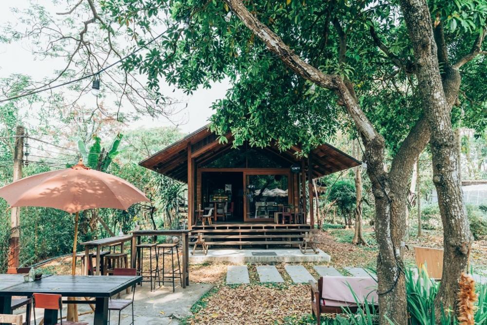 外觀/Jaiboon/咖啡廳/清邁/泰國