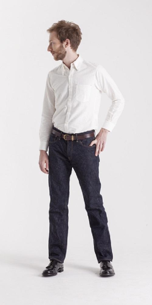 HINOYA/牛仔褲/2021春季新款/台灣