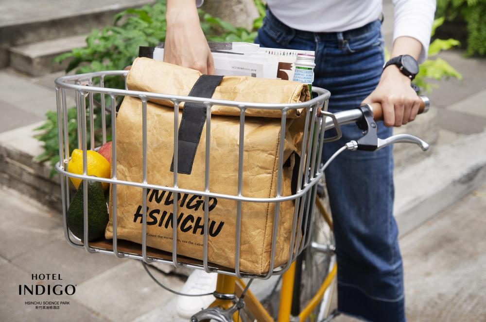 風格杜邦保冷袋/新竹英迪格酒店/端午節禮盒/新竹/台灣