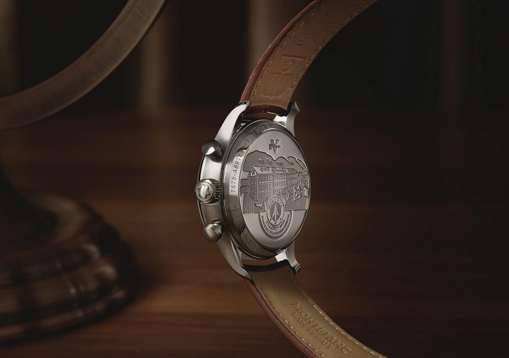 萬寶龍傳承系列Pythagore小秒盤腕錶限量款148/萬寶龍/手錶/台灣