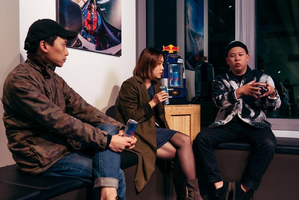 Red Bull Bar Block 無夜城/調酒特展/台北/台灣