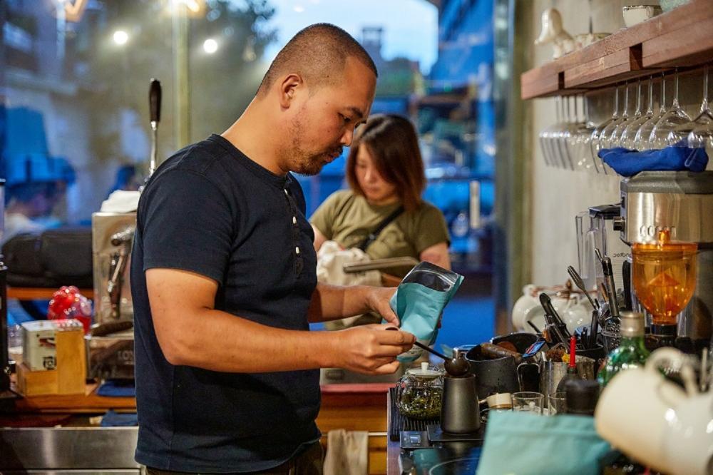 老闆/Maimenla Café/雲林/台灣