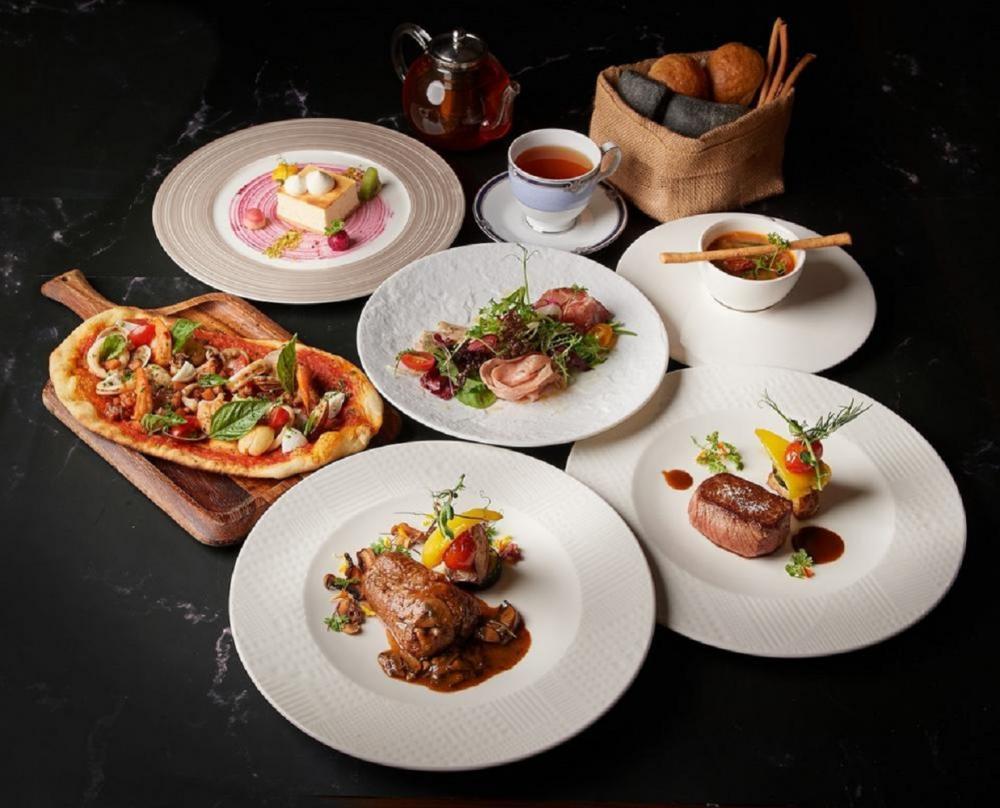 牛排套餐/GMT義大利餐廳/台北美福大飯店/台灣