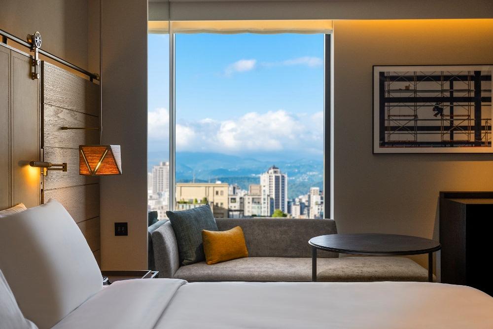空間/精選客房/時代寓所/飯店/台北/台灣