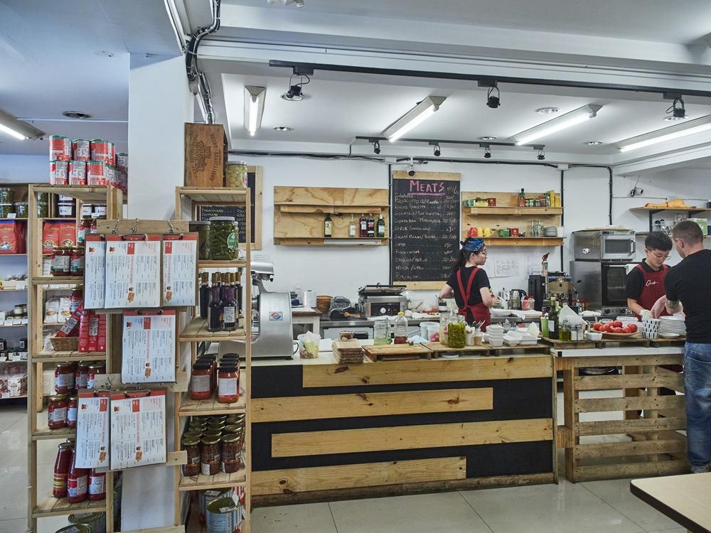 內部空間/Gusto Market of Taste-好食多/中山區/台北/台灣